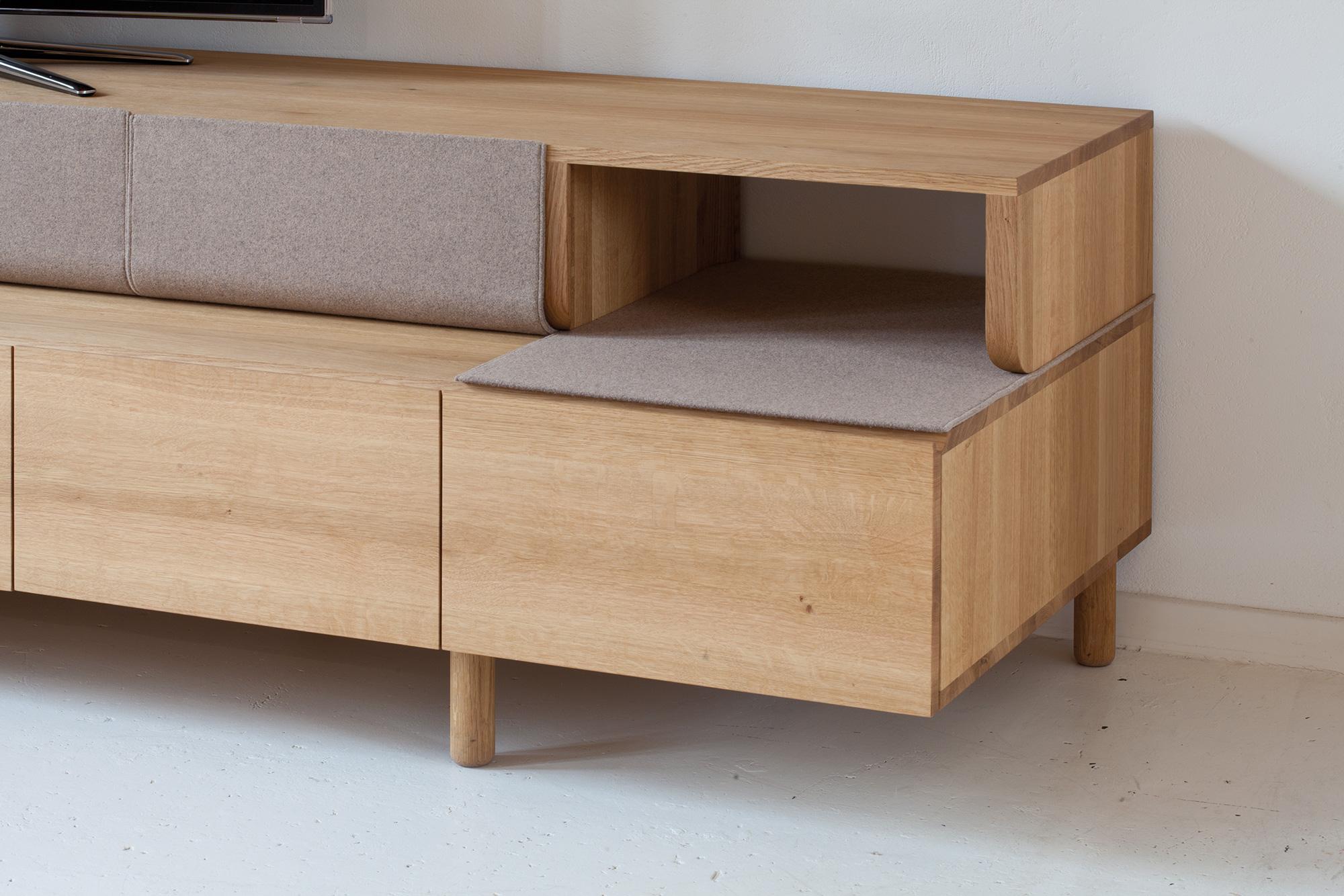 mediensideboards lignum arts kollektion lignum arts. Black Bedroom Furniture Sets. Home Design Ideas